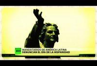Rusia Today (RT) un enemigo de la Hispanidad.